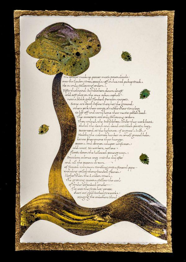 50,000 Bumblebees Die (1) by Pattie Palmer Baker