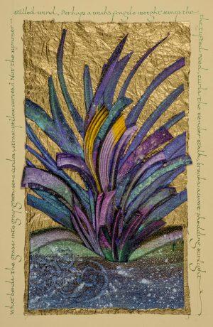 Pampas Grass by Pattie Palmer Baker